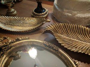 pecas resina dourada 2 300x225 - Peças de Resina Dourada