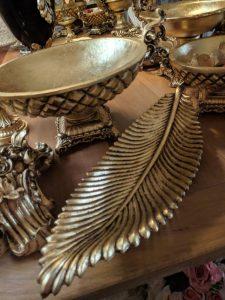 pecas resina dourada 5 225x300 - Peças de Resina Dourada