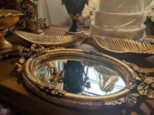pecas resina dourada 6 300x225 - Peças de Resina Dourada
